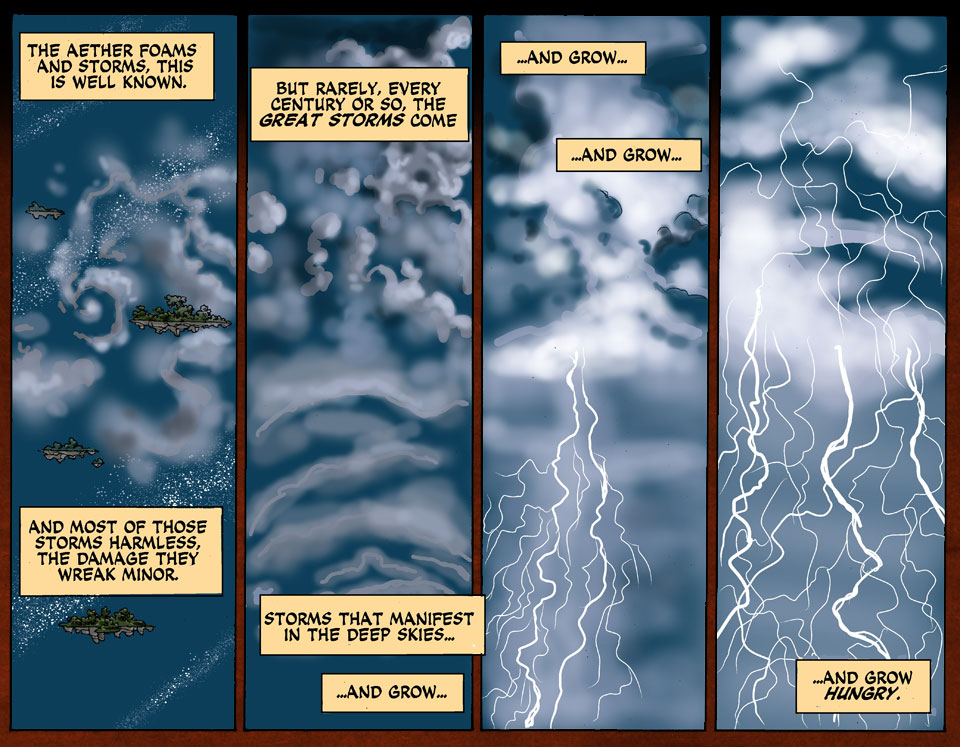 Chapter 05, Part Eleven: Storms