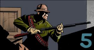 Gunman #5